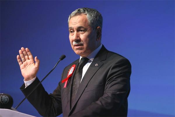 Deputy Prime Minister of Turkey Mr. Bulent Arinc