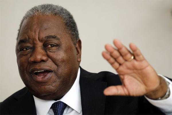 President of Zambia Mr. Rupiah Banda