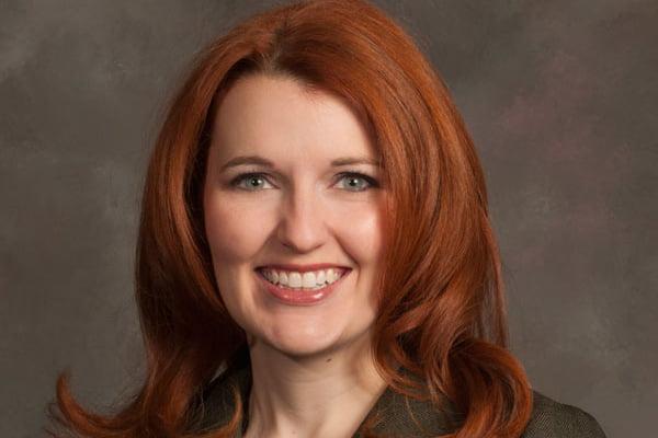 State Senator Amanda McGill, Nebraska