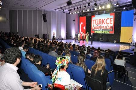 Turkish Language Olympiads in Kiev