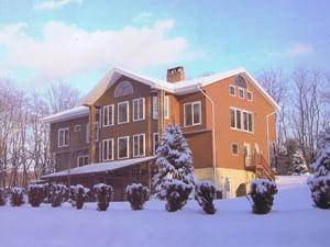 Gulen's residence in Pennsylvania