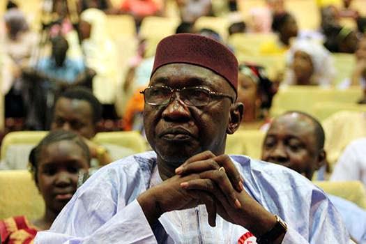 Malian Minister of Culture Bruno Maiga