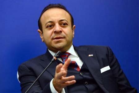 Minister of EU Affairs and Chief Negotiator Egemen Bagis