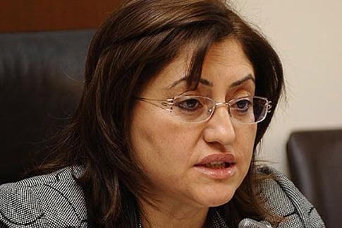 Family and Social Policy Minister Fatma Şahin