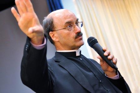 Fr. Leo D. Lefebure
