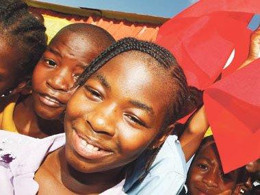 Nigerian Kids in a Gulen-inspired school