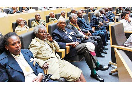 """The event, titled the """"Africa Dialogue Forum,"""" was attended by many high-ranking representatives from more than 40 countries. (Photo: Today's Zaman)"""