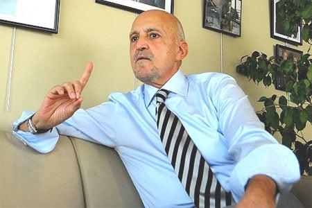Journalist Mehmet Ali Birand