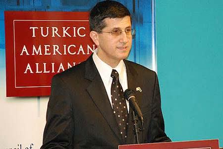 TAA President Faruk Taban (Photo: Cihan)