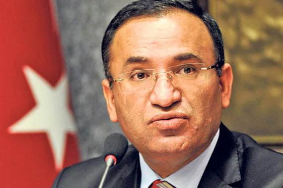Turkey's Deputy Prime Minister Bekir Bozdag