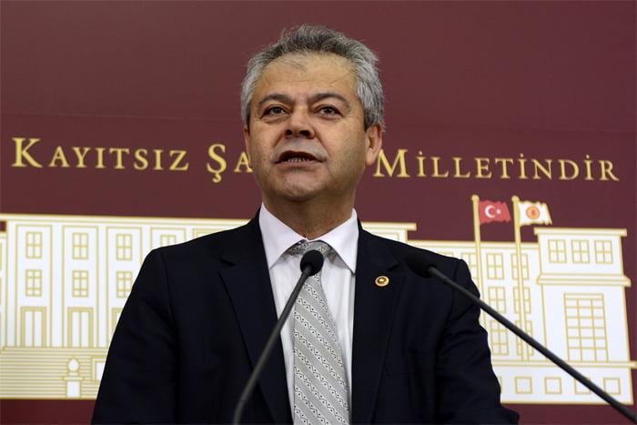 Republican People's Party Adana deputy Turgay Develi