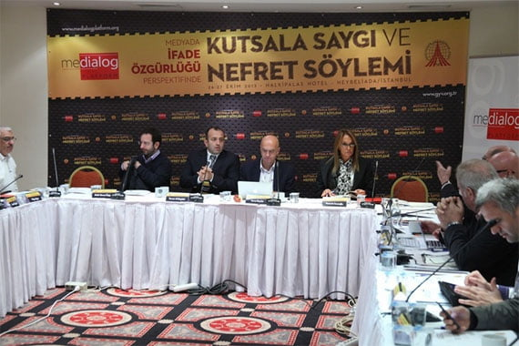 The Medialog Platform of the Journalists and Writers Foundation (GYV) held, the