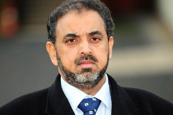 The Lord Ahmed (Nazir Ahmed); he joined the House of Lords in 1998.