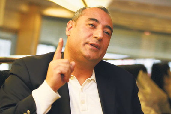 Republican People's Party (CHP) former party council member, Muhammed Cakmak