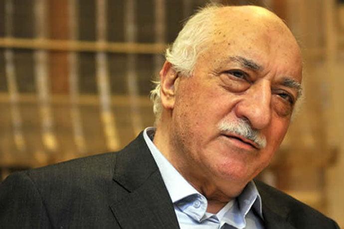 Turkish Islamic Scholar Fethullah Gülen.