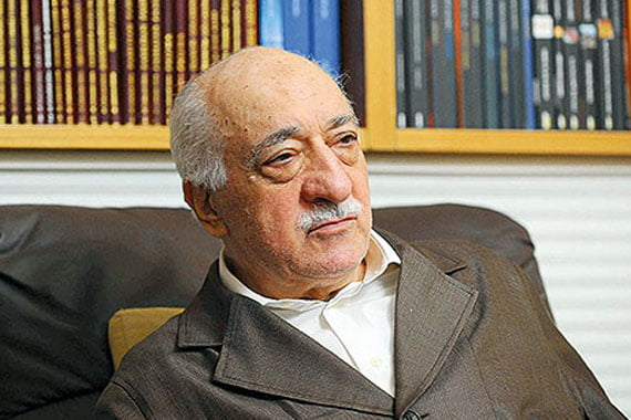 The Hizmet movement, inspired by Islamic scholar Fethullah Gülen, was the subject of a panel at last year's MESA conference. Oct. 17, 2012 (Photo: Selahattin Sevi, Zaman)