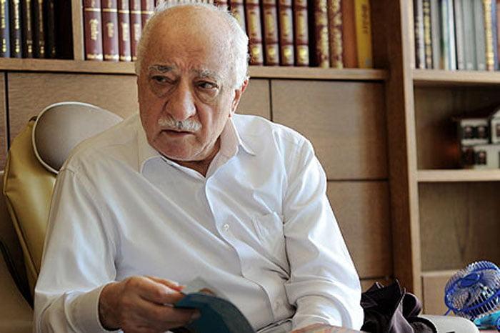 Turkish Islamic scholar Fethullah Gülen. (Photo: Today's Zaman, Selahattin Sevi)