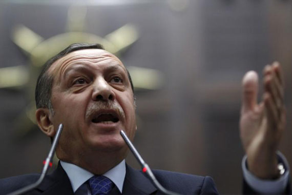 Turkey's PM Tayyip Erdogan (Reuters)