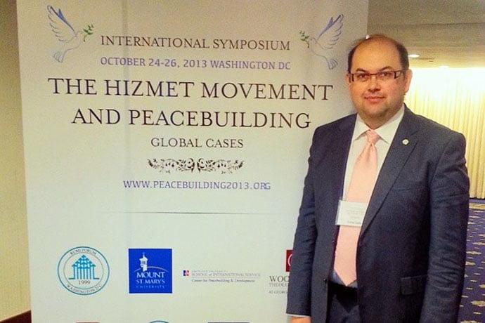 Emre Celik / President, Rumi Forum