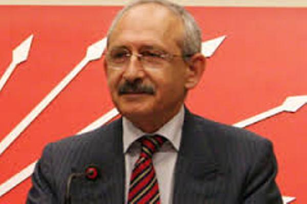 Republican People's Party (CHP) leader Kemal Kılıçdaroğlu