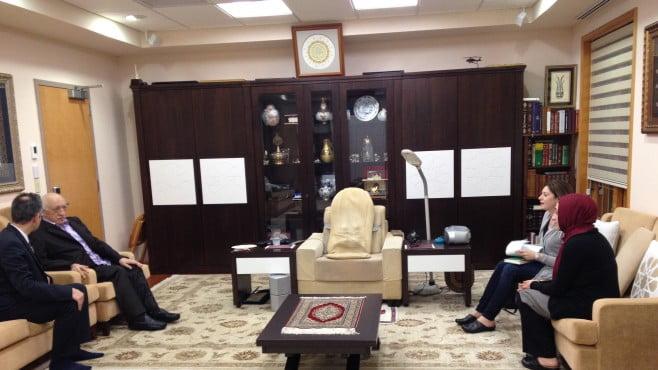 A Rare Interview: Jamie Tarabay Meets Turkish Scholar Fethullah Gulen