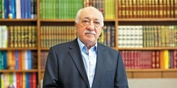 Islamic scholar Fethullah Gülen in his room, in the US state of Pennsylvania.(Photo: Today's Zaman, Selahattin Sevi)