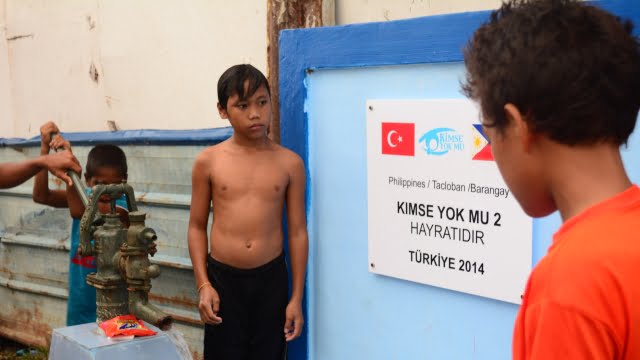 Kimse Yok Mu's permanent assistance continues in the Philippines