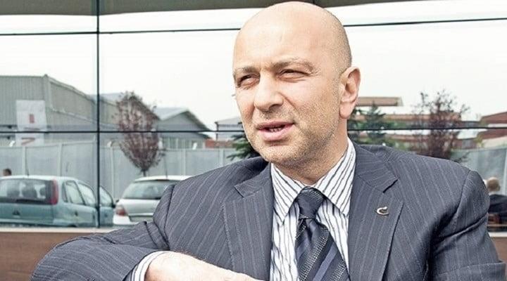 Prominent businessman Akın İpek