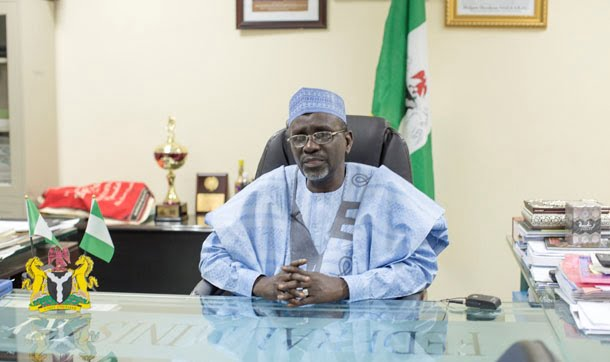 Nigerian Education Minister Mallam Ibrahim Shekarau