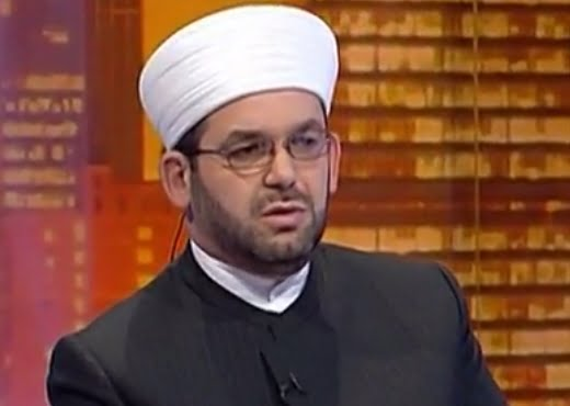 Mufti of Shkodra Muhamed Sytari