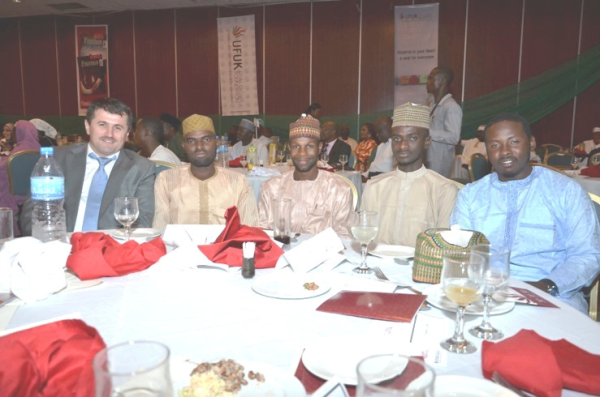 Dialogue & Peace Iftar Dinner in Nigeria.