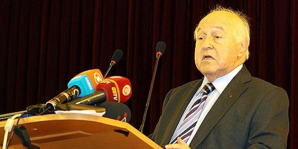 The pro-government media has been publicizing the allegations of Galatasaray Sport Club Chairman Duygun Yarsuvat against the Gülen movement since his election in October 2014. (Photo: Cihan via galatasaray.org)