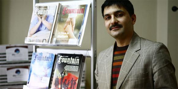 Hakan Yeşilova (Photo: Today's Zaman)