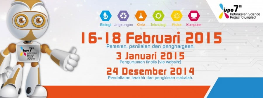 Indonesian Science Project Olympiad (ISPO)