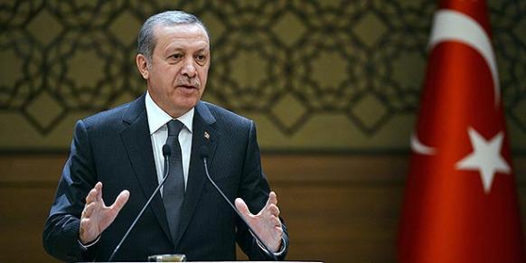 President Recep Tayyip Erdoğan. (Photo: DHA)