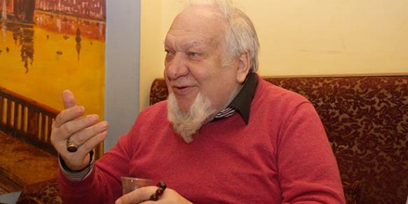 Professor Rostislav Ribakov (Photo: Cihan)