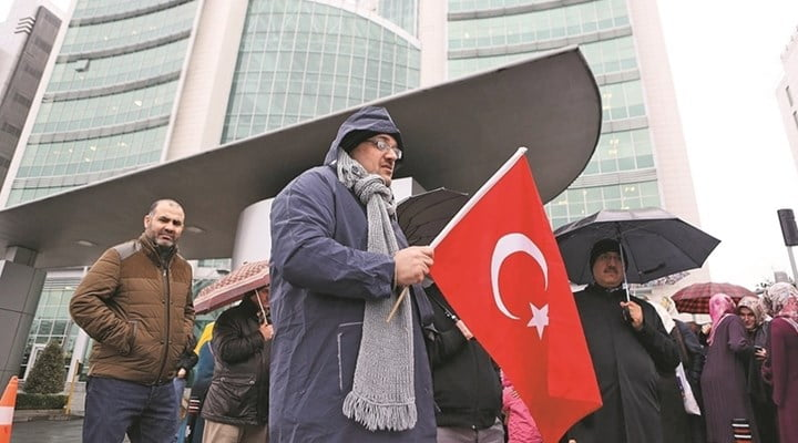 """Turkish President Recep Tayyip Erdoğan's statements targeting the Hizmet movement saying """"either they will accept the presence of this state or they will disappear"""" is a clear hate crime, prosecutable at the Hague."""