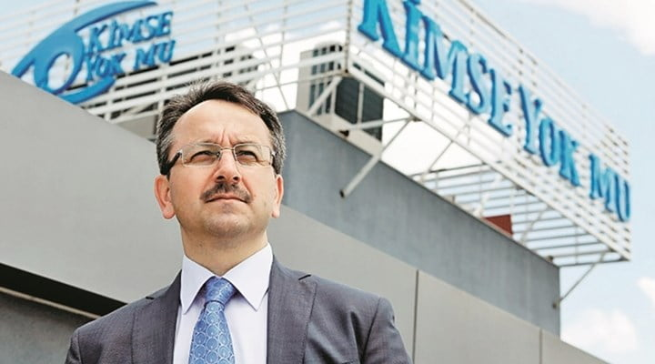 İsmail Cingöz, president of the Turkish charity Kimse Yok Mu (Is Anybody There?), criticized the terrorism investigation being conducted against the charity while underlining the NGO's high standards of transparency.