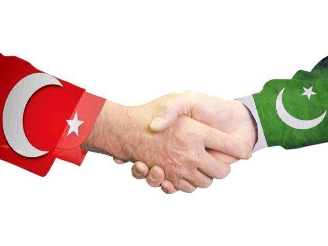 The country director of Turkish NGO Kimse Yok Mu, Ozcan Inan, visited the Rawalpindi Eye Donors Organisation (REDO).