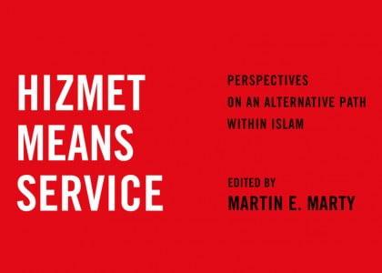 New Book - Hizmet Means Service