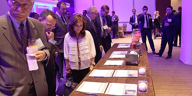 Over half-a-million dollars was raised during the event, organized by the Peace Islands Institute. (Photo: Cihan)