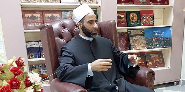 Professor Sayyid Abd al-Bari. (Photo: Cihan)