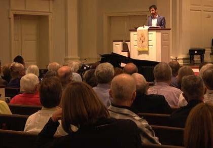 Rumi Forum Hosts Religious Extremism Debate