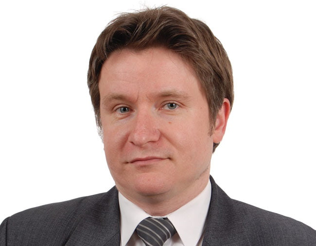 Adam Szymański, associate professor with the Institute of Political Science at the University of Warsaw