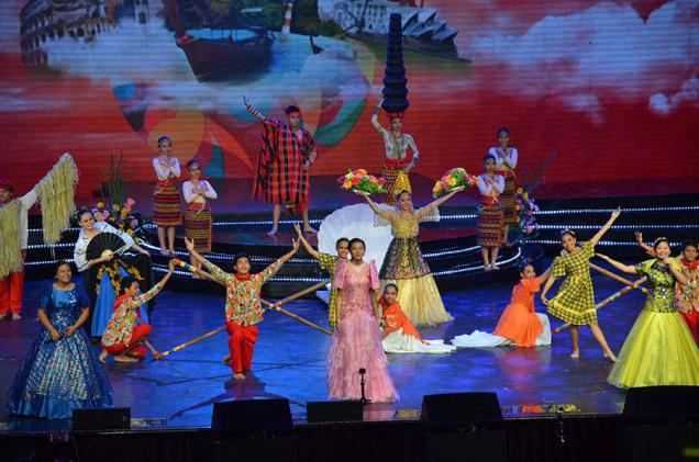A performance in one of the IFLC's events.