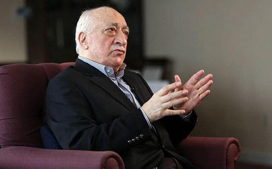 Islamic Scholar Fethullah Gulen