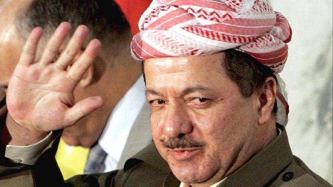 Northern Iraq Kurdistan Region President Masoud Barzani