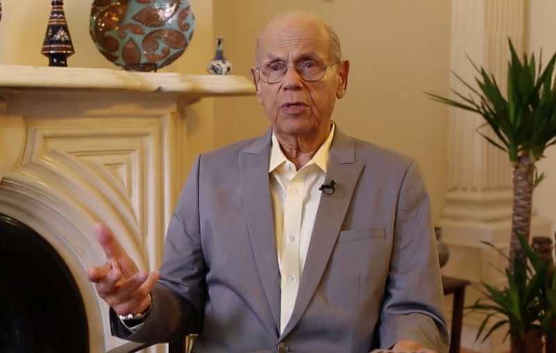 Gregory Baum, Prof. Emer., Religious Studies, McGill University