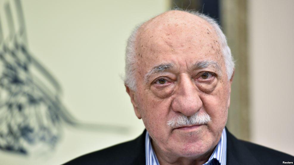 US based cleric Fethullah Gulen at his home in Saylorsburg, Pennsylvania, July 29, 2016.