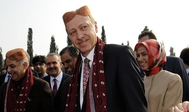 Photo: Erdogan's visit to Pakistan, December 2013